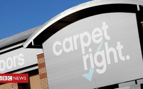 102203311 carpetrightreuters - Struggling Carpetright slumps to loss