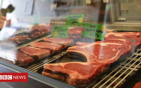 102224399 beef - China lifts ban on British beef exports
