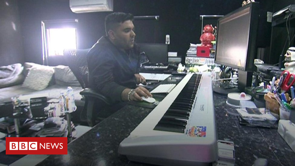 102250158 p06c9xhh - Naughty Boy: Music producer teams up with 'world's best teacher'