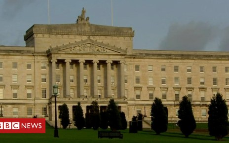 102251892 stormont - British-Irish conference to take place in July
