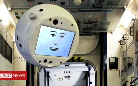 102257460 cimon001 - Floating robot Cimon sent to International Space Station