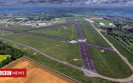 102258931 colerne - Minister accused of reneging on military airfield promise