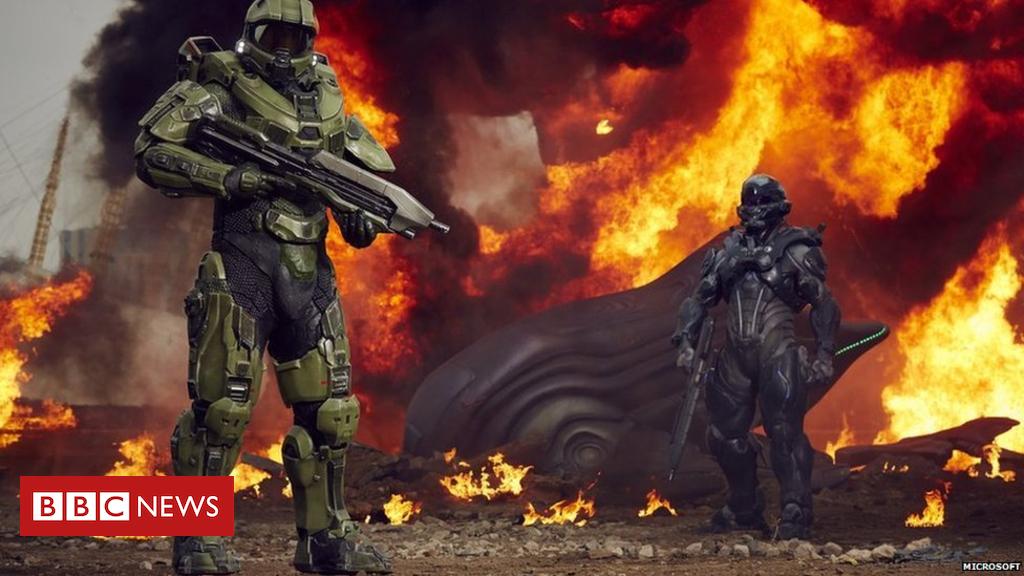 102259764 3fd63d22 74c3 4d6c 9b24 a37450589ff2 - Halo: Live-action TV series of Xbox favourite announced