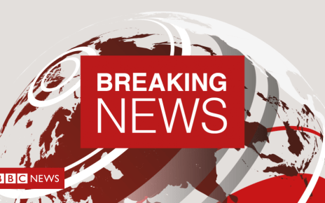 97176213 breaking news bigger - Many injured as plane crashes in S Africa