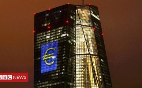 97706174 ecbofficereuters - ECB to end crisis-era stimulus programme in December
