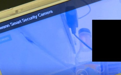 p06c6y5r - Swann home security camera sends video to wrong user
