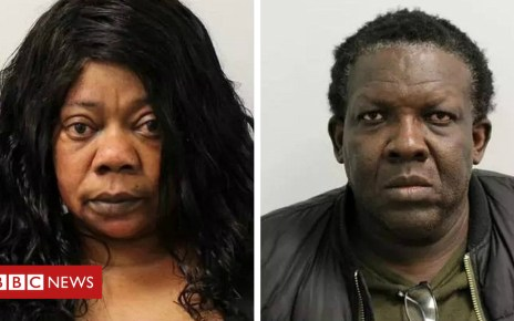 101811062 grenfellfraud - Grenfell Tower fire: Two jailed for £125,000 relief fraud