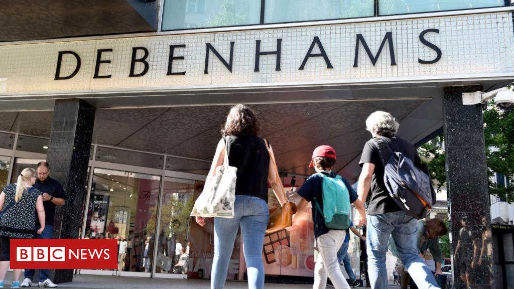 102105626 debenhams3 getty - Debenhams calls in KPMG to assess future options