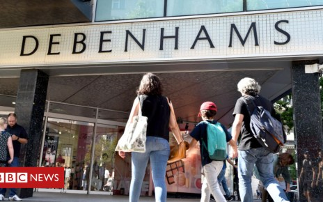 102105626 debenhams3 getty - Debenhams rushes out statement to reassure investors