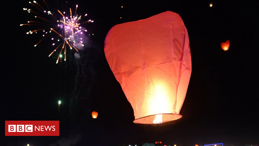 102229785 hi018519359 - Peak District sky lantern event stopped by fire fears