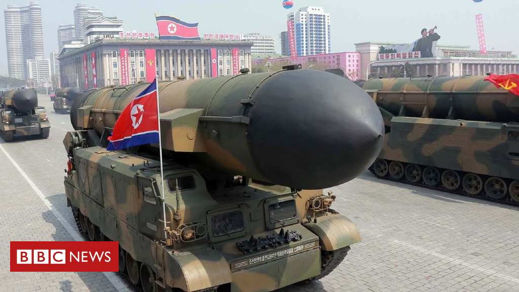 102293282 gettyimages 669024692 - Is North Korea secretly continuing its nuclear programme?
