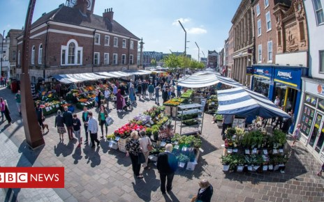 102308905 9 stocktonmarketstoday - Town centres could become ghost towns, warns former retail chief