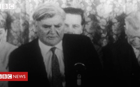 102388808 p06cxgwz - NHS at 70: Who was health service founder Aneurin Bevan?