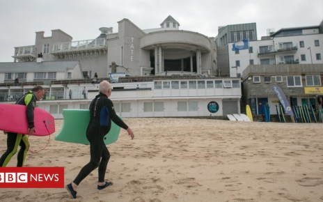 102397695 gettyimages 860034030 - Museum of the Year: Tate St Ives wins £100,000 prize