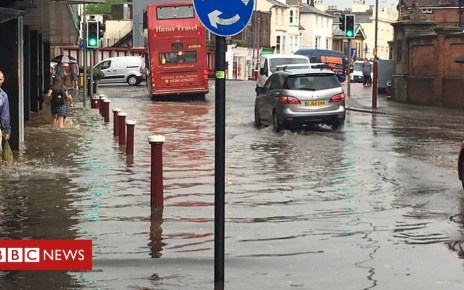 102405669 36638153 10156671450878648 7101661469690822656 n - Tunbridge Wells recovers after flash flooding