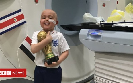 102410001 a8012277 1b2c 4d53 9237 87f39c40ac39 - Harry Kane sends support to brain tumour boy