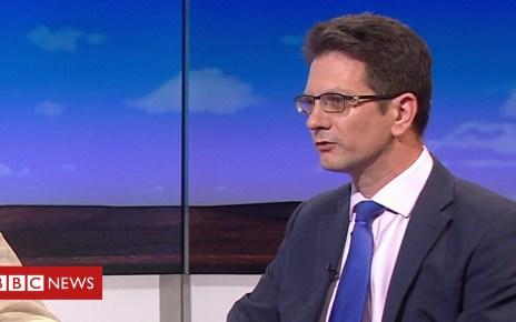 102442519 p06d8hvz - Steve Baker on his resignation as Brexit minister