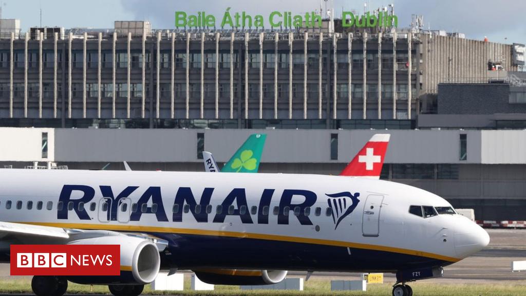 102485043 hi048054887 - Ryanair cancels 30 flights as pilots strike in Ireland