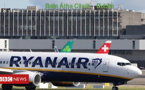 102485043 hi048054887 - Ryanair flights cancelled over strike action