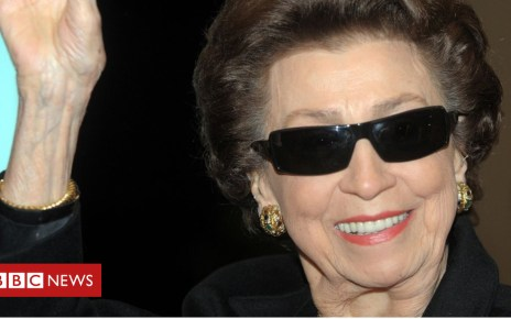 102524786 mediaitem102524785 - Nancy Sinatra Senior, Frank's first wife, dies aged 101