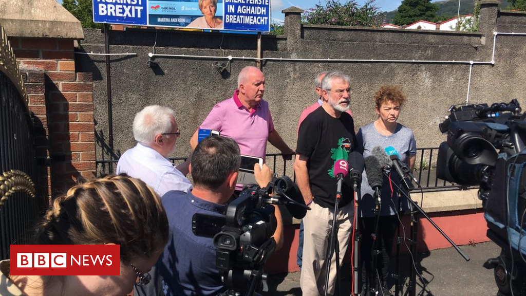 102526856 gerrypresser - Gerry Adams calls on home attackers to meet him