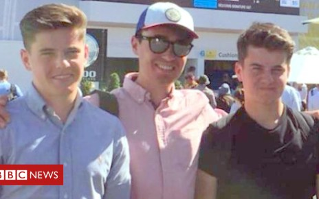 102554422 tomharry jameschannon1 - Magaluf death: Thomas Channon's mum critical of safety fence