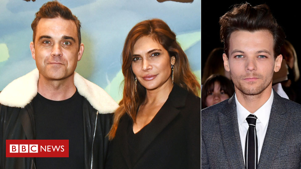 102561536 williams2 gettypa - Louis Tomlinson and Robbie Williams named new judges on The X Factor