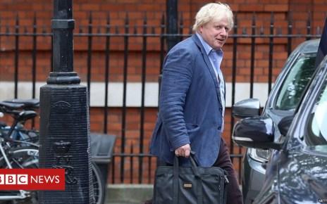 102569408 mediaitem102569407 - Boris Johnson under fire over clearance for newspaper column
