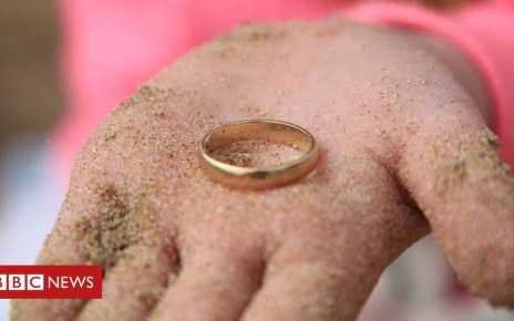 102616400 ring1 - Owner of buried wedding ring found after online appeal