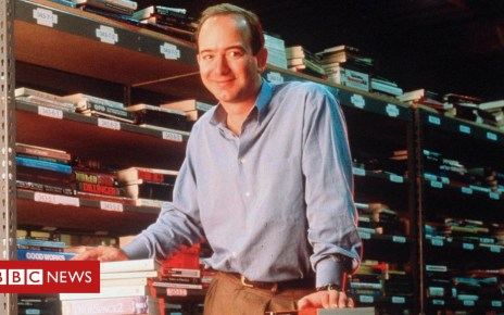 102633696 gettyimages 51042947 - How Jeff Bezos took Amazon to the top