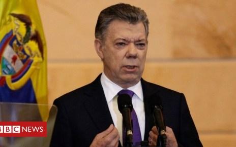 102634064 mediaitem102634063 - Former Farc rebels take seats in Colombia congress
