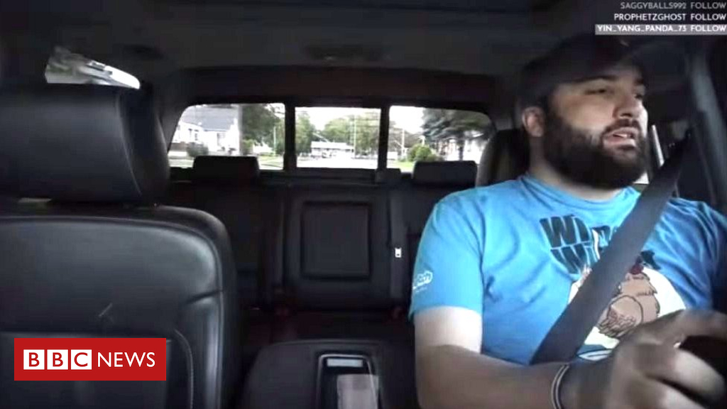 102653065 fdad427 - Uber driver streamed hidden camera videos on Twitch