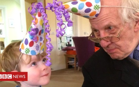 102657822 p06fjdr0 - Boy, 4, befriends Nottingham dementia patient, 91