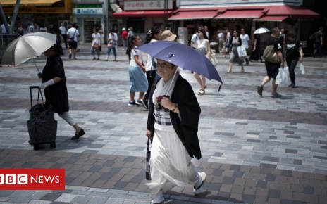 102665628 gettyimages 1004130324 - Japan heatwave declared natural disaster as death toll mounts