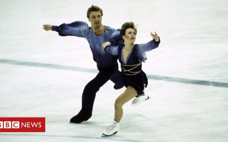 102667205 torvill1 getty - Torvill and Dean drama commissioned by ITV