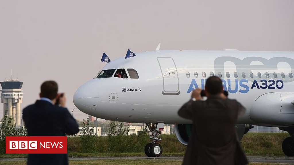 102698769 gettyimages 456080404 - Airbus shares soar on higher earnings