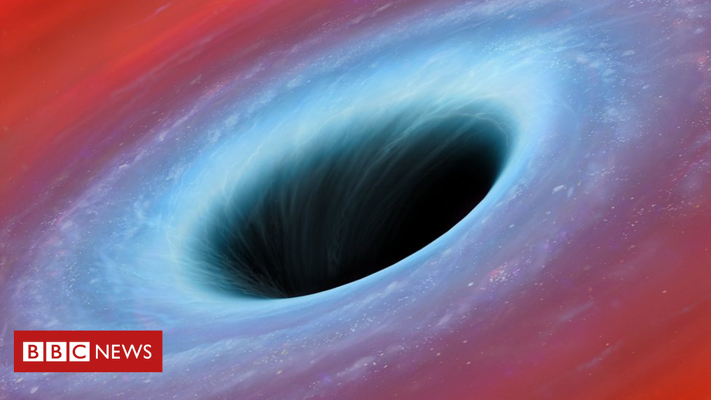 102701583 f0030028 black hole artwork spl - Einstein theory passes black hole test