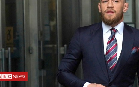 102704930 gettyimages 1005580996 - UFC star Conor McGregor avoids jail with guilty plea