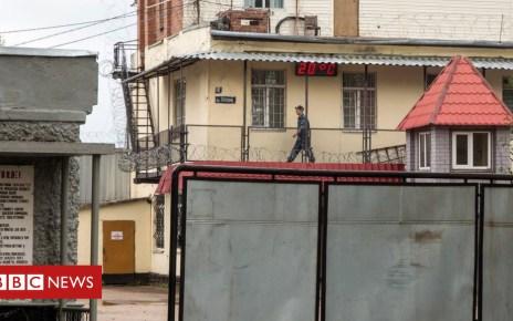 102719941 maxprisongetty21jul - Russian outcry over prison brutality video