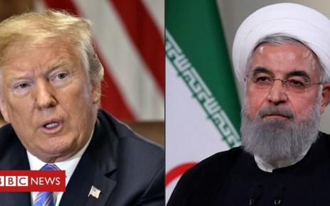 102761260 mediaitem102761259 - Trump says ready to meet Iran's Rouhani