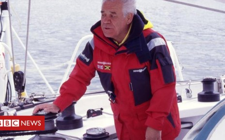 102768591 bullimore - Bristol sailor and entrepreneur Tony Bullimore dies aged 79