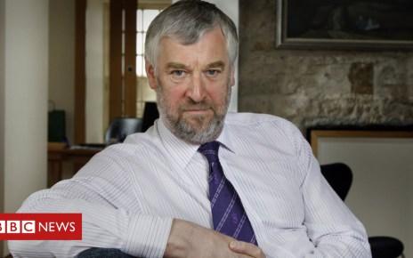 102768782 sir alex fergusson - Former Holyrood presiding officer Sir Alex Fergusson dies
