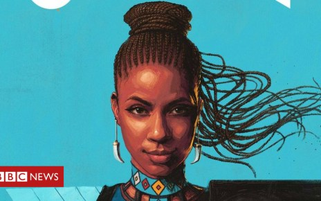 102769277 shuricover - Black Panther spin-off: How author Nnedi Okorafor found her identity