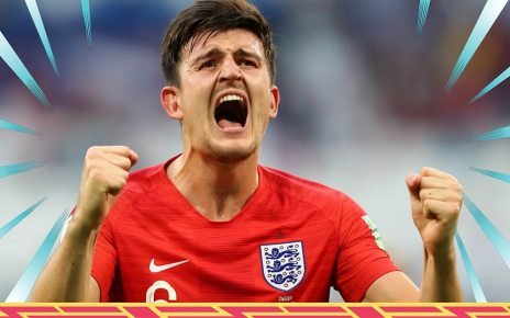 p06d4476 - World Cup 2018: England's victory over Sweden seen by 20m fans