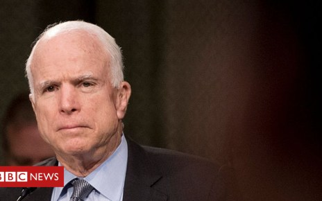 101224073 gettyimages 631548958 - The key moments in John McCain's life