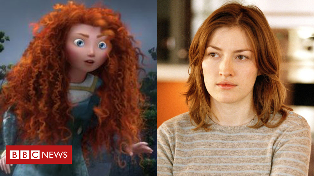 101882610 kelly - Kelly Macdonald's Merida threatens to 'break the internet'