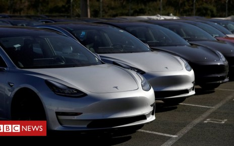 102792973 hi048311922 - Tesla makes more Model 3s as revenue jumps