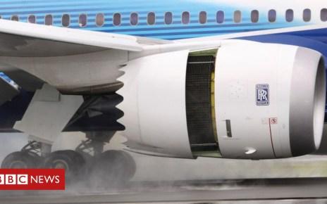 102796452 rolls.royce.trent.1000.landing.g - Rolls-Royce profits hit by engine faults