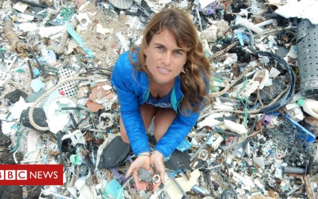 102800449 sarah jeanne royer kamilo point bi 1 - Plastic pollution: How one woman found a new source of warming gases hidden in waste