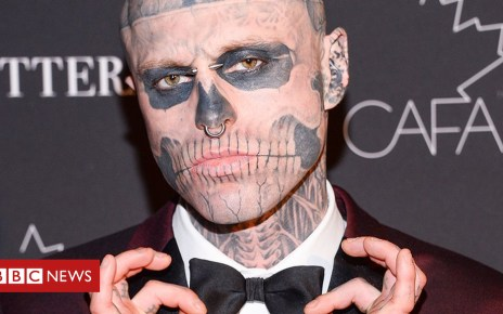 102811520 genest976 - Lady Gaga has apologised for speaking 'too soon' over 'Zombie Boy' death